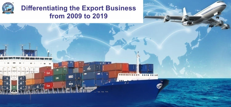 Differentiating the Export Business