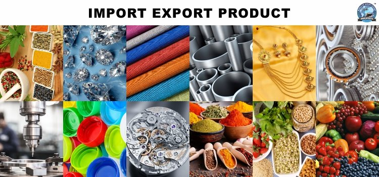 import export business products