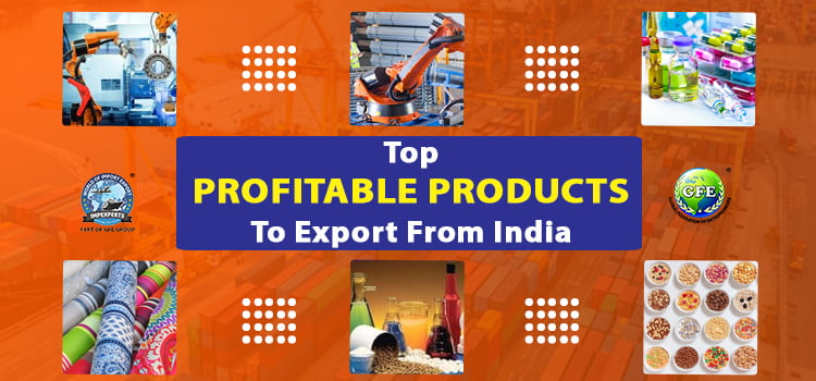 Profitable Product to Export From India