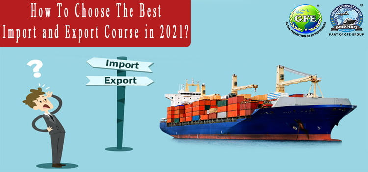 import export course